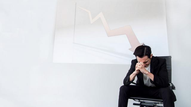 Businessman thinking. Photo credit: iStock/Kong Ding Chek