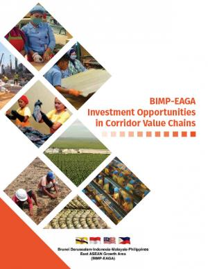 BIMP-EAGA Investment Opportunities in Corridor Value Chains
