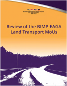 Review of the BIMP-EAGA Land Transport MOUs cover