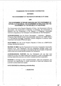 2009 BIMP-EAGA–PRC Framework of Cooperation cover