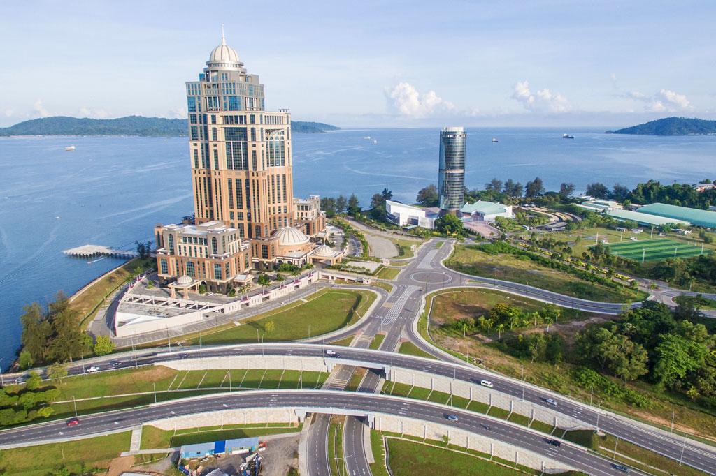 Kota Kinabalu, capital of Sabah