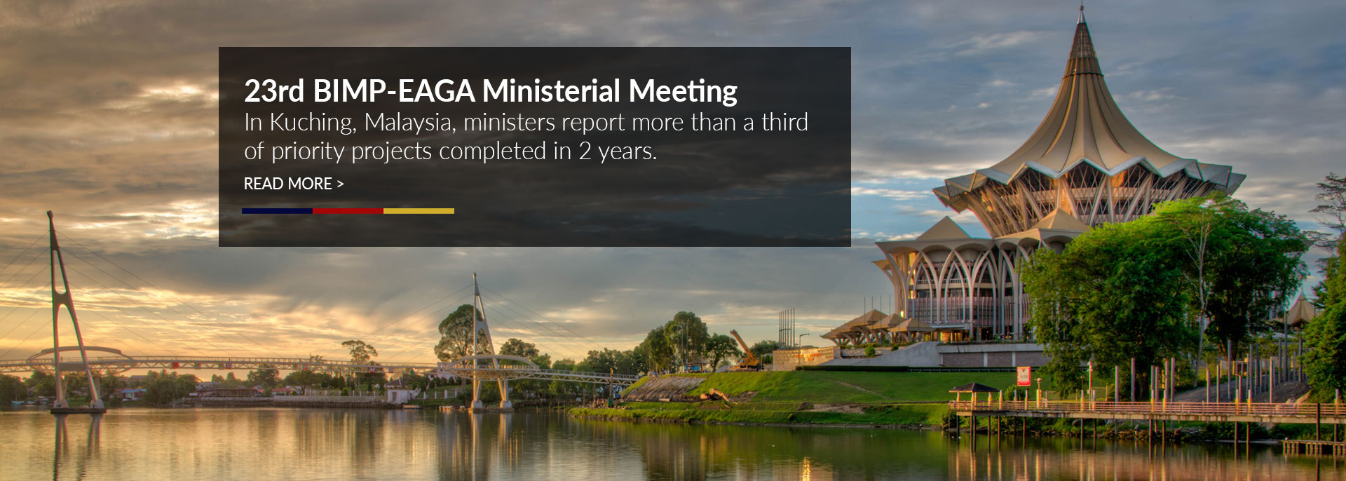 23rd BIMP-EAGA Ministerial Meeting